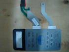 Панель управления (клавиатура) СВЧ Samsung на G2739NR-S/BWT