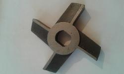 Нож (d сетки - 60мм) для профессиональной электромясорубки
