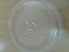 Тарелка для СВЧ-печи 245мм (универсальная)