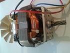 Двигатель (мотор) для мясорубки Saturn, модель 8820