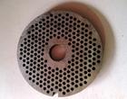 Сетка мелкая (паштетная) для электромясорубки МИМ-300, d сетки - 82мм