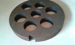 Сетка крупная для электромясорубки МИМ-300 (d сетки - 82мм)