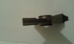 Нож с бортиком для электромясорубки МИМ-300 (d сетки - 82мм)