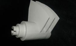 Сбрасыватель жмыха соковыжималки Родничок СВПП-301М