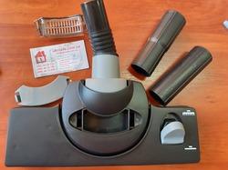 Щетка пол/ковер для пылесоса Bosch (A5490000.10) Черная