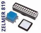 Комплект фильтров для пылесоса Zelmer Aquario 819 (zvc712)