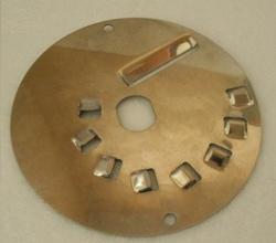 Шинковочный диск-нож к соковыжималке Журавинка СВСП-301, -102