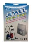 Комплект мешков-пылесборников Jewel FB 01(одноразовые, 5шт.)