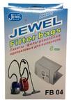 Комплект мешков-пылесборников Jewel FB 04(одноразовые, 5шт.)