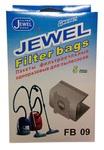 Комплект мешков-пылесборников Jewel FB 09(одноразовые, 5шт.)