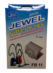 Комплект мешков-пылесборников Jewel FB 11(одноразовые, 5шт.)