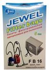 Комплект мешков-пылесборников Jewel FB 16 (одноразовые, 5шт.)