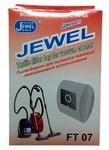 Мешок-пылесборник Jewel FТ07 (многоразового использования)