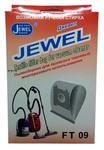 Мешок-пылесборник Jewel FТ 09 (многоразового использования)