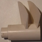 Сбрасыватель жмыха (гребешок) к соковыжималке Журавинка СВСП-301, -102