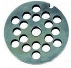Сетка крупная для мясорубки Белвар, диаметр отверстий - 7мм. Калёная.