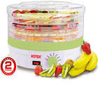 Сушка для овощей и фруктов Rotex RD-310-W