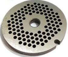 Решетка 3mm NR5 для мясорубки Bosch