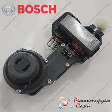Двигатель с шестернями для мясорубки Bosch 654406 (Под заказ).Срок поставки до 60 дней