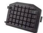 Нижняя часть толкателя для очистки сетки блендера Philips 420303601101