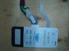 Панель управления (клавиатура) СВЧ Samsung на G2739NR-S/BWT белая