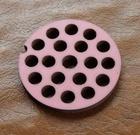 Сетка (решетка) керамическая для мясорубок Бриз,  Аксион, Гамма