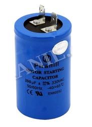 Конденсатор 200 мкФ - CD 60, 330V