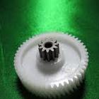 Шестерня для мясорубки Бриз, Аксион (D=42/11 мм, H=25/11.5 мм, 50/11 зубов), металл/пластик