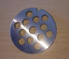 Решетка крупная для мясорубок Bosch (Бош), нержавеющая сталь