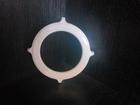 Пластиковая накатная гайка насадки мельнички для мясорубки Zelmer 986.9003 757048