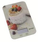 Весы кухонные бытовые ROTEX RSK14-P Yogurt