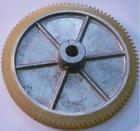 Шестерня редуктора электромясорубки ЭМШ-36/130-4 Ротор (Черкассы) 100мм