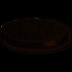 Решетка 4.5mm для мясорубки Braun 67000907 (с пазом)