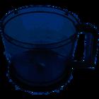 Чаша измельчителя 1250ml с ручкой для блендера Bosch 748750 (Под заказ).Срок поставки до 60 дней