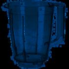 Чаша 1250ml для блендера Philips 996510056884 (Под заказ)Срок поставк до 60 дней