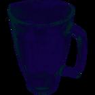 Чаша 1750ml (стекло) для блендера Braun 64184642-1