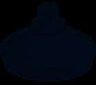 Редуктор для чаши измельчителя блендера Bosch 651125