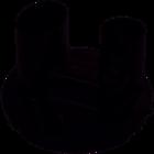 Редуктор для основной чаши блендера 1500ml Philips HR1967/90 420303608291