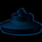 Редуктор для чаши измельчителя 500ml блендера Braun 67051047  (Под заказ)Срок поставки до 60 дней