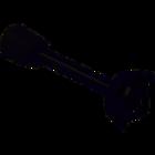 Блендерная ножка для блендера Moulinex MS-0A14434 (Под заказ)Срок поставк до 60 дней